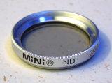 25mm~82mm 4x (0,6) du filtre en verre de densité neutre (ND)25~82