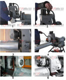 """1500W hydraulische Pijp die Machine 12 """" (918) groeven"""