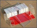 Feuille insaturée de fibres de verre de résine du polyester GPO-3