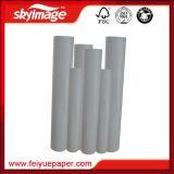Бумага сублимации Ftb 90GSM 1118mm экономии быстро сухая для крена для того чтобы свернуть тканье полиэфира