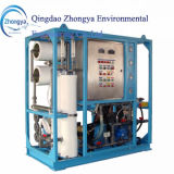 Entsalzen-Ausrüstung des Meerwasser-20t/D (RO-JS1-20T/d)