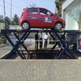 Table élévatrice automatique stationnaire de véhicule de ciseaux de stationnement (SJG3-4)