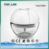 DEL allumant l'épurateur eau-air avec le stérilisateur UV de lampe de DEL