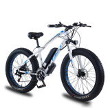 "2021 Best Seller 26 ""36V 350W /500W brede band hoog Carbon Steel fiets Elektrische Mountain Bike"