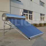 Verwarmer van het Water van Solares 200L Inoxidable van Termas de Zonne