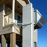 Elevación de sillón de ruedas los 3m residencial de interior