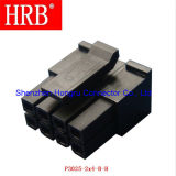 снабжение жилищем разъём-вилка кабеля Hrb тангажа 3.0mm