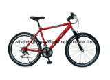 """26의 """" 현탁액 포크 (SH-MTB241)를 가진 21s 남자 산 자전거"""