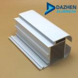 Aluminium extrudé de fabrication de produits en aluminium porte fenêtre de profil pour la Tanzanie