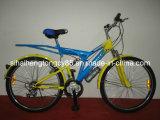 Полный велосипед горы подвеса 26 с несущей MTB-053