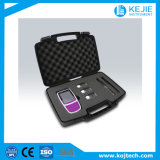 実験室の装置または水道メーターか携帯用ナトリウムイオンメートル