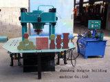Dy-150t blockierenstein, der Maschine/hydraulische Farben-Straßenbetoniermaschine-Block-Maschine herstellt