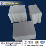 Telha cerâmica do forro do desgaste do arco como o desgaste - forros resistentes