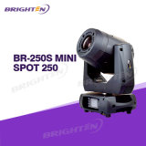 Mini 250W LED Spot Moving Head Stage Light