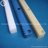 高いPresicionによってカスタマイズされる形成の注入のプラスチックDerlin POMギヤラック