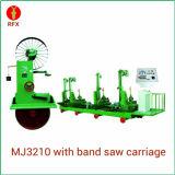 La bande électrique de découpage de logarithme naturel a vu avec le transport (MJ3210)