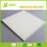 Voyant plat lumineux superbe blanc pur de tuile de panneau de plafond de 600 x de 600mm 48W DEL