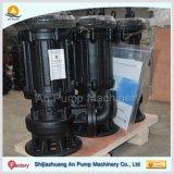 Bomba de agua sumergible centrífuga de acero inoxidable y aguas residuales
