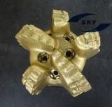 """Blätter des 7 1/2 """" PDC Bit-Diamant-5 (M223)"""