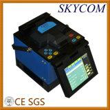광섬유를 접합하는 Skycom T-107h 융해 접착구