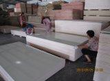 Панель деревянного зерна HPL декоративная прокатанная