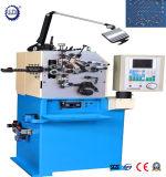 Macchina d'avvolgimento automatica della molla di compressione del collegare di CNC delle 2 asce