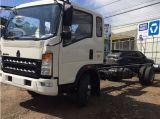De gloednieuwe 4X2 Vrachtwagen van de Lading HOWO met Motor 116HP