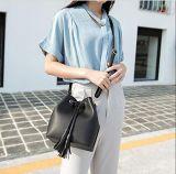 Bolso de las señoras del diseñador de moda del bolso de cuero de la PU de la fábrica de Guangzhou