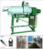 L'engrais de décisions de fumier animal de l'assèchement bouteille (WSM) de la machine