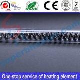 Calefator infravermelho deOposição e deOposição 220V de quartzo do carbono