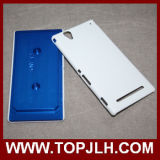 Штейновый и лоснистый изготовленный на заказ T2 Сони Xperia аргументы за телефона сублимации Printe