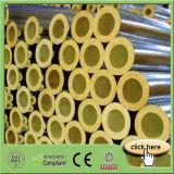 みょうばんホイルが付いている高密度最もよい価格のガラス繊維のウールの管