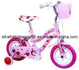 12インチの女の子のKb050のためのピンクの子供の自転車