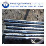 Aleación de acero sin costuras y tubos de acero al carbono
