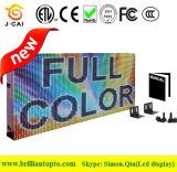Pantalla de visualización delantera al aire libre de LED de la apertura (SMD P8)