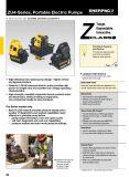 Enerpac Zuシリーズ、電気ポンプZu4304me、Zu4420se-H、Zu4304PE-K