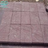 Putian Red Porphyrite / Granit rouge / Red Stone / Putian Red Granite pour Cubstone / Coating Ect.