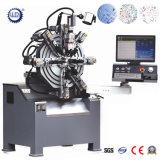 10 Äxte automatische nockenlose CNC-Drahtfeder, die Maschine bildet