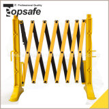De plástico resistente a barreira de segurança expansível (S-1651)