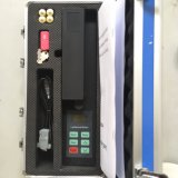 LCD表示のデジタル携帯用葉領域メートルの葉領域の測定