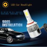 9005 Hb3 LED 헤드라이트 C6 H1 H3 H7 H8 H11 880 881 9006 Hb4 9012 차 헤드라이트