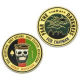 Moneta commemorativa personalizzata della città dello smalto