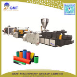 Extrusion en Plastique de Production de Pipe Ondulée de PVC de HDPE-PP Faisant la Ligne de Machine
