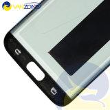 100% ursprüngliche neue Ankunft für Rand LCD, LCD der Samsung-Galaxie-S7 für Rand LCD-Bildschirm Samsung-S7 mit Note