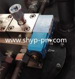 Hydraulischer Kennblock für Radiofernsteuerungszupacken