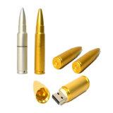 最新の卸し売り昇進の金属の弾丸移動式USBのメモリ