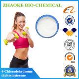 4-Chlorodehydromethyltestosterone 경구 Turinabol 스테로이드 약