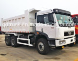 FAW 6X4 덤프 트럭 트럭