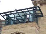El Sunroom esmaltado marco de la aleación de aluminio de la alta calidad, Sunhouse prefabricó