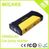 dispositivo d'avviamento portatile multifunzionale di salto del compatto dell'automobile 16800mA